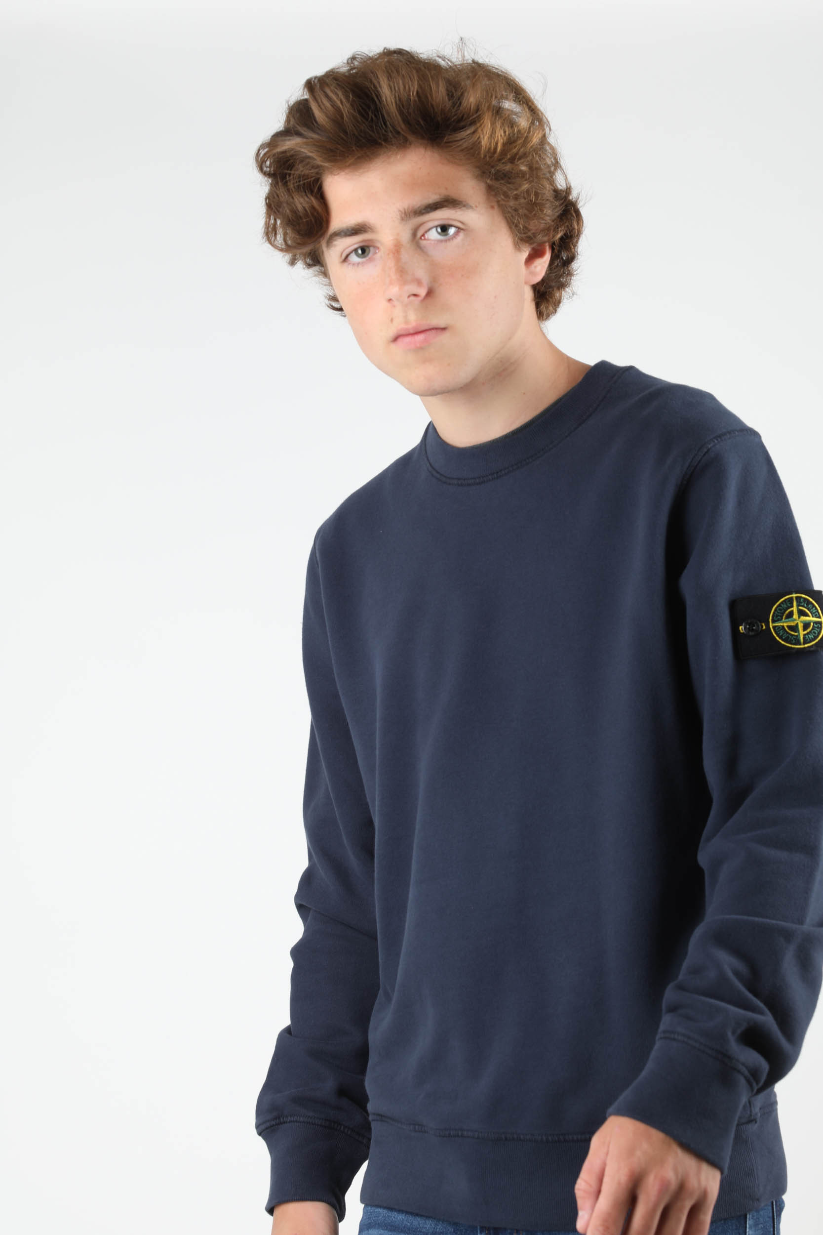 SWEAT-SHIRT STONE ISLAND MARINE 731563020-V0028