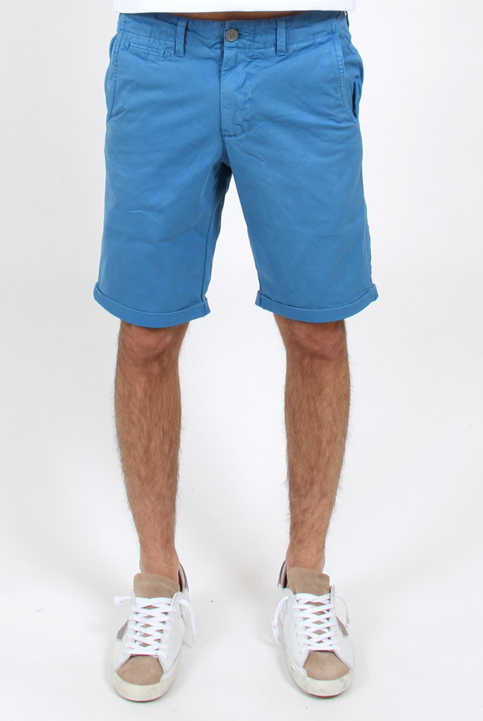 SHORT BERMUDA WOOLRICH TURQUOISE WOSHO343 3148