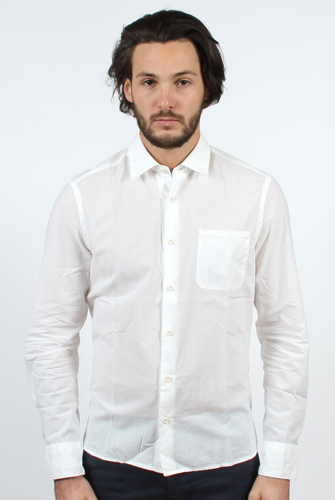 CHEMISE CP COMPANY BLANC S015970539S5-101