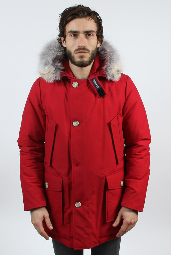 PARKA WOOLRICH ROUGE ARCTIC PARKA WOCPS1674-RED