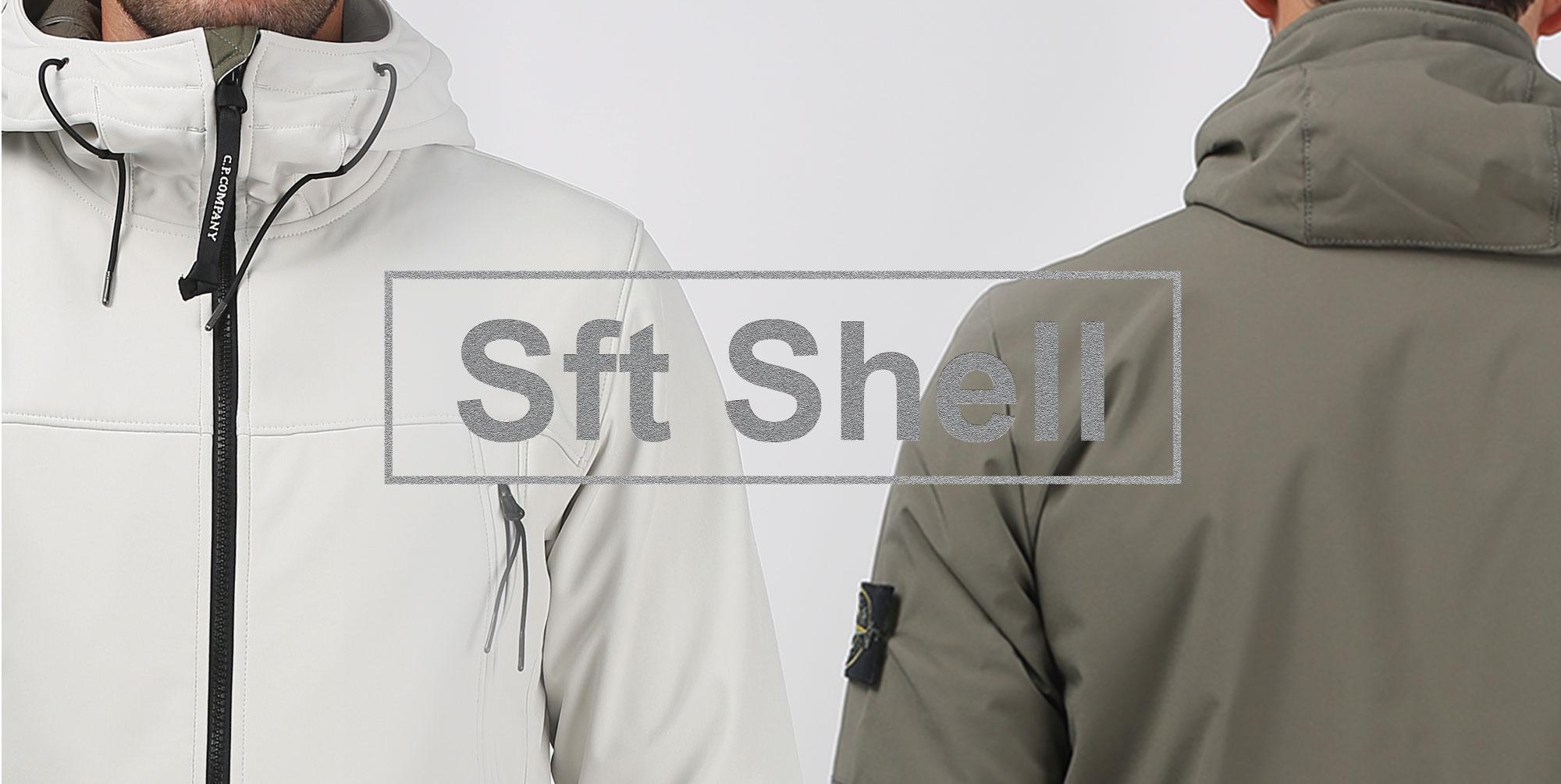 Stone Island Soft Shell